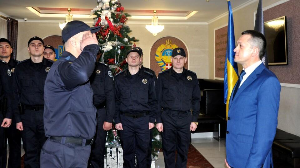 Господарський суд Волинської області відтепер під охороною