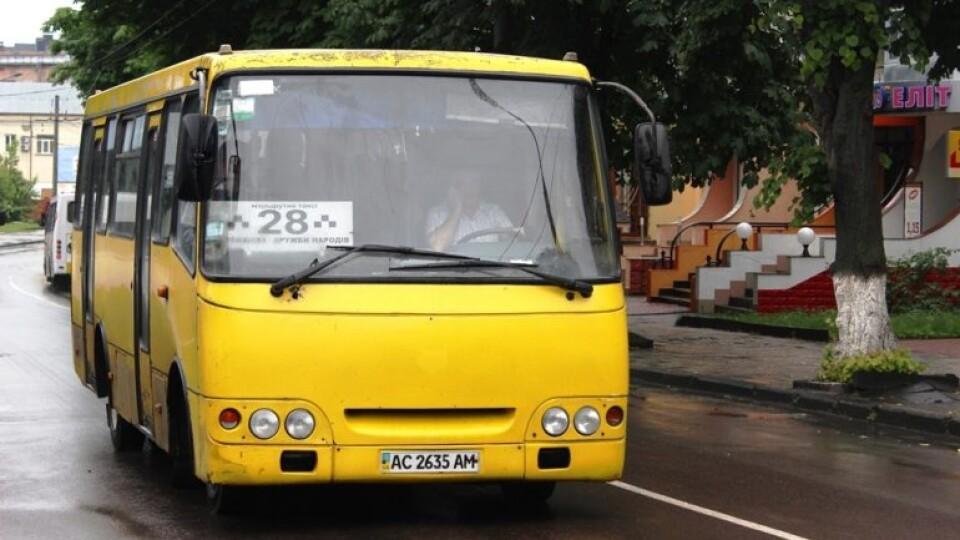 «За» – 9 депутатів із 24: у Луцьку не змогли знизити ціну за проїзд у маршрутках