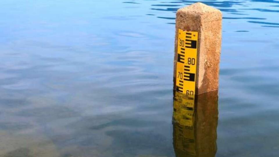 На Волині підвищився рівень води у річках через значні дощі