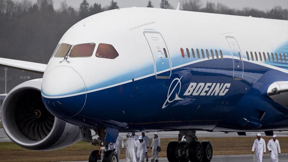 В Україні ремонтуватимуть літаки Boeing