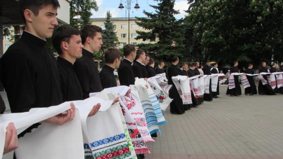 У Луцьку пройде всеукраїнський фестиваль вишитих рушників