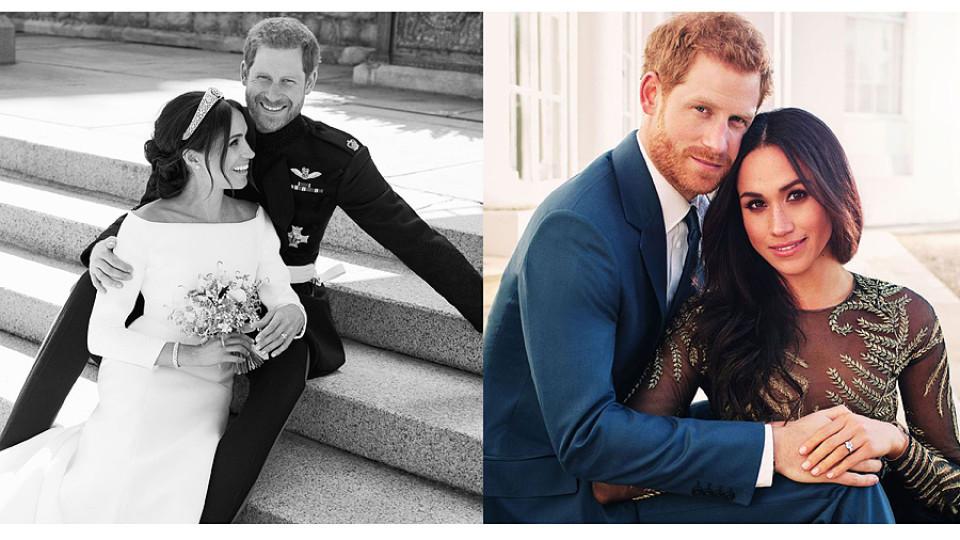 Фотограф королівського подружжя принца Гаррі та Меган Маркл родом з Волині