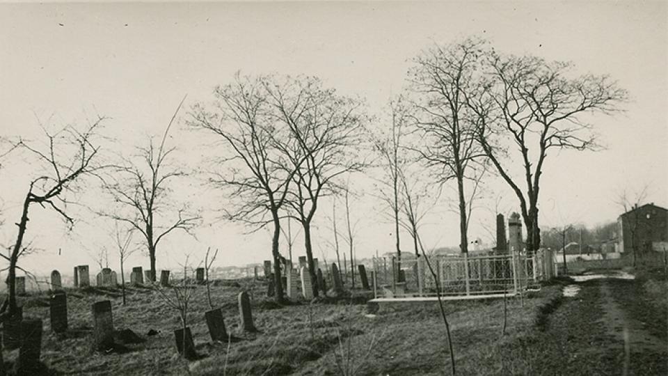 Ретросвітлини луцького цвинтаря на проспекті Волі. ЗГАДАТИ ВСЕ