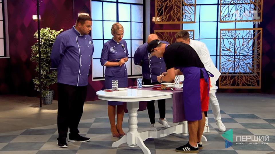 Лучанин вразив суддів на шоу «Король десертів». ВІДЕО