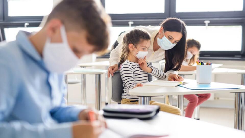 Коронавірус у волинських школах: що змінилося за добу