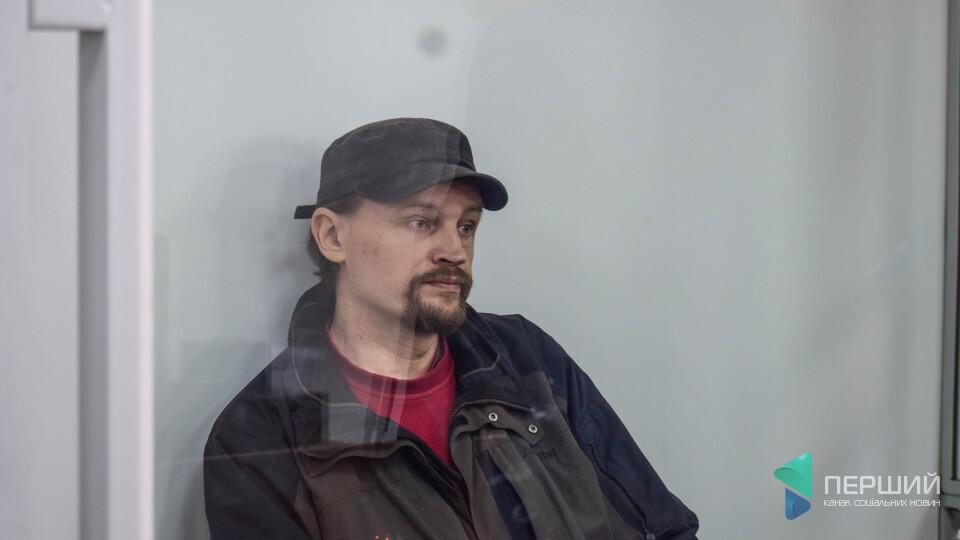 «Луцький терорист» хоче, щоб Зеленського допитали як свідка