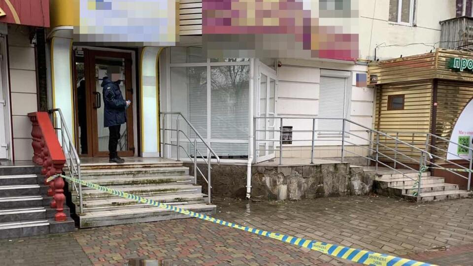 Піймали чоловіка, який напав на відділення пошти у Луцьку