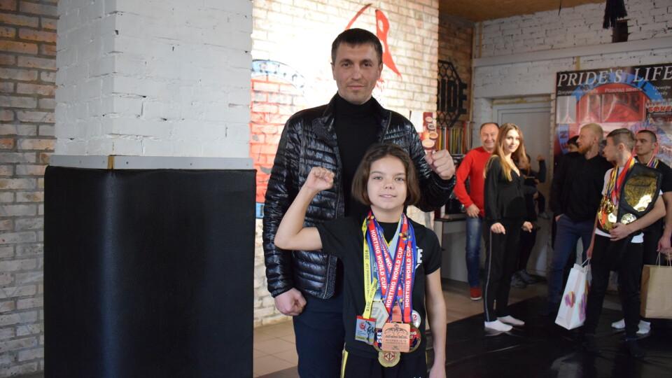 Чемпіонка міжнародних змагань з дзюдо отримала спортивну форму від «Інвестора»