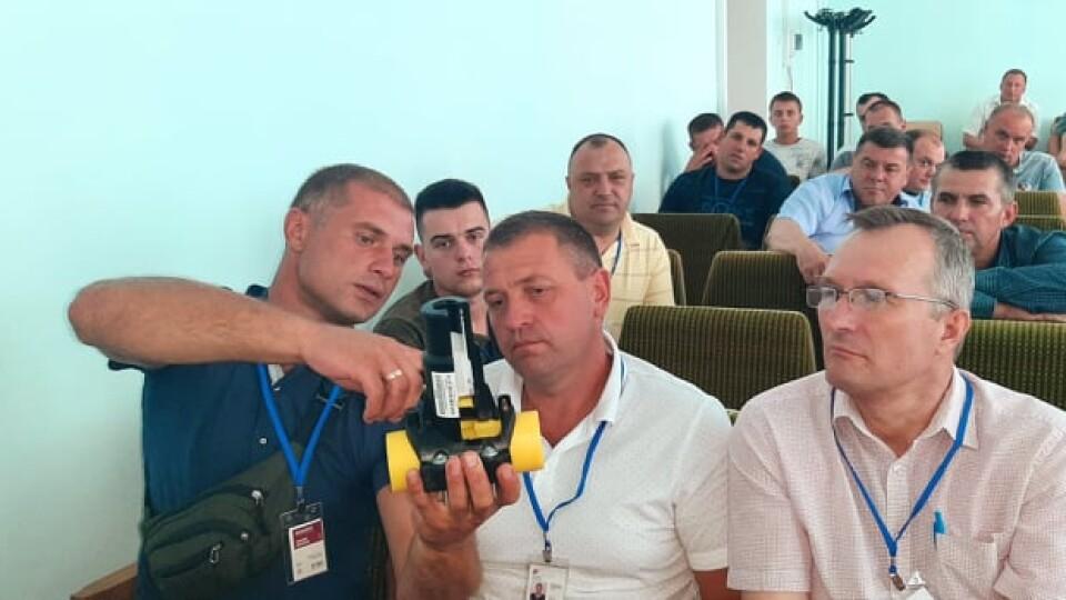 Волинські газовики вчилися у турецьких спеціалістів
