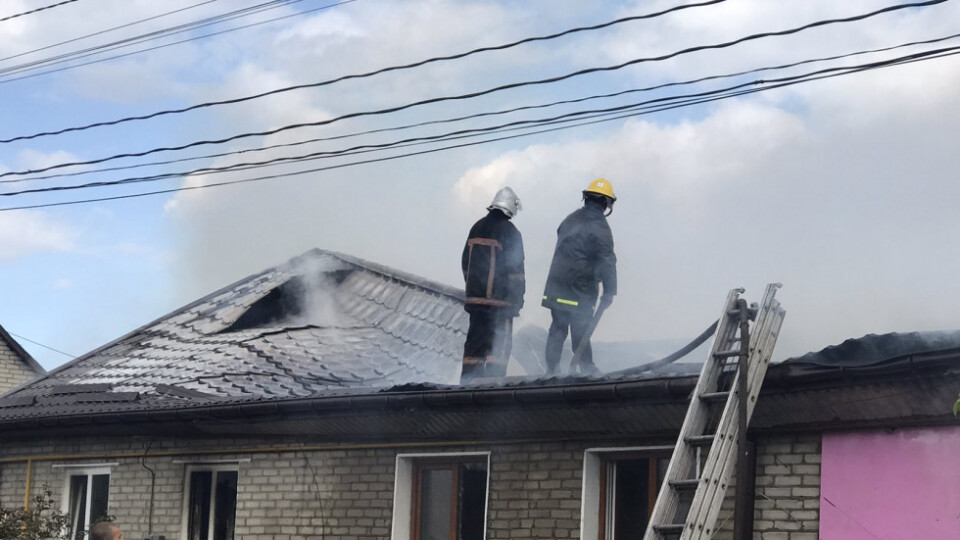 Через масштабну пожежу в гуртожитку у Рожищі 11 сімей залишися без даху над головою