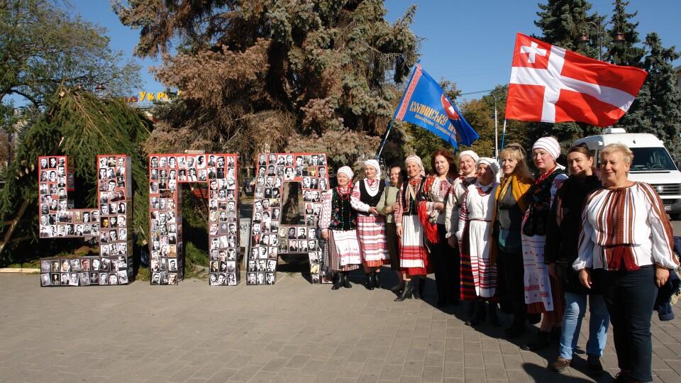 Всеукраїнський фестиваль «За Україну! За її волю!». У центрі Луцька звучатимуть повстанські пісні