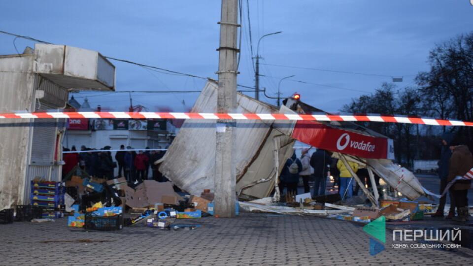 «Ми не можемо гарантувати безпеки». У Луцькраді просять не ходити на Старий ринок