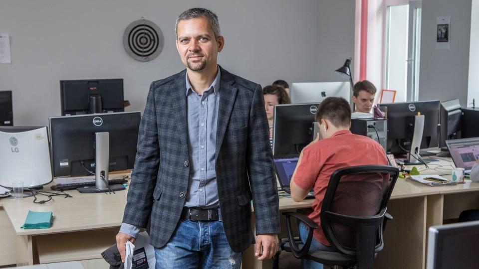 До Луцька приїде відомий журналіст-розслідувач Іван Верстюк