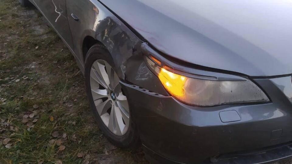 На Волині під колесами авто загинула жінка