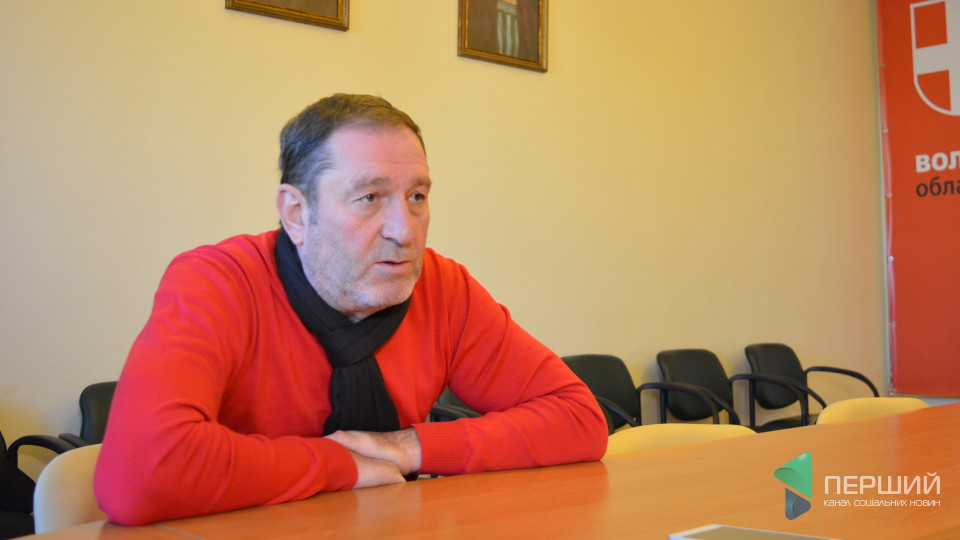 «Коли йдеться про гроші, політика  – на другому плані», – Василь Столяр. ПЕРШИЙ В ОБЛРАДІ