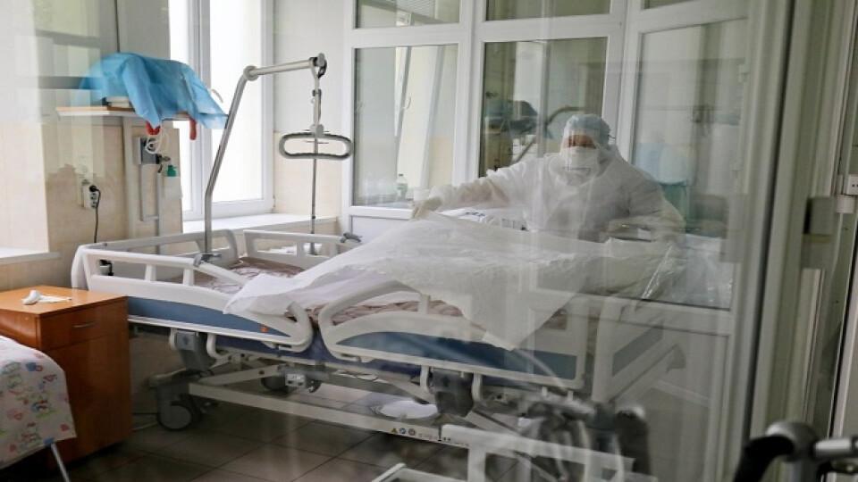 За минулу добу госпіталізували 13 хворих: ситуація у ковідному госпіталі в Боголюбах