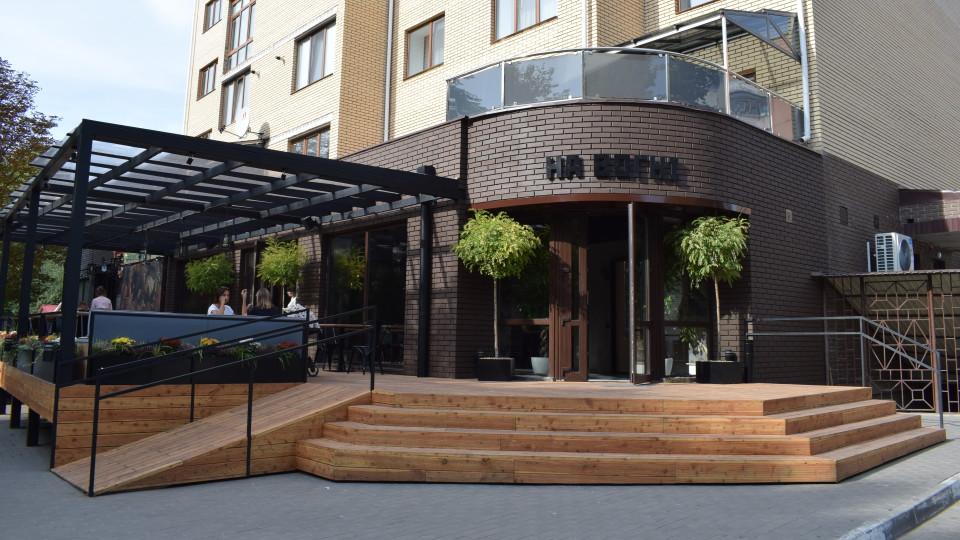 У Луцьку відкрився новий ресторан. ФОТО