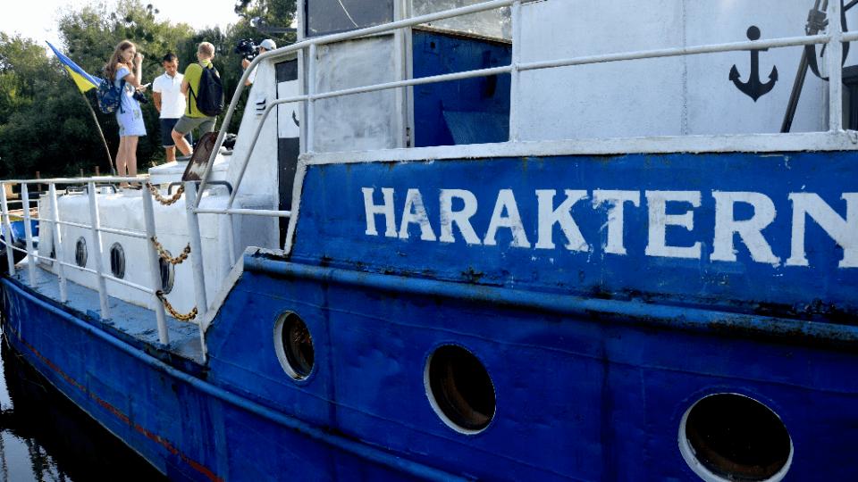 У Луцьку запрацював річковий порт: як покататись і скільки це коштує