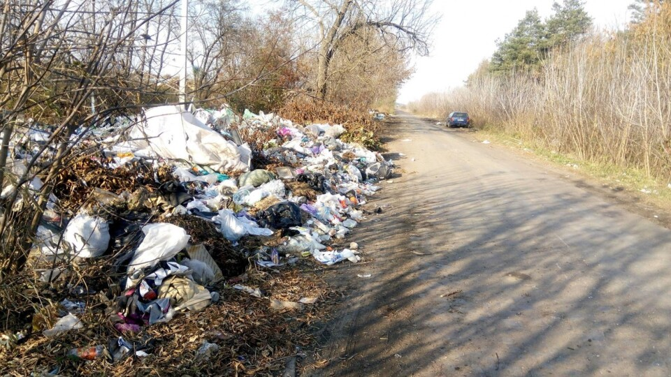 Переповнений полігон у Брищі і стихійні сміттєзвалища: Луцьк за крок від сміттєвого колапсу