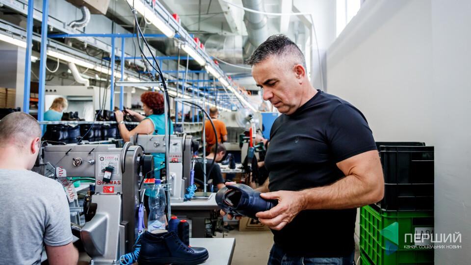 20 років якості. Історія успіху луцької взуттєвої фабрики «Kadar»