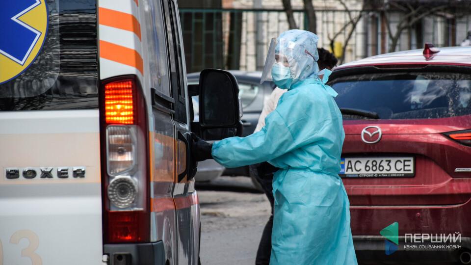 В Україні - більше 5 тисяч хворих на коронавірус. На Волині - 134