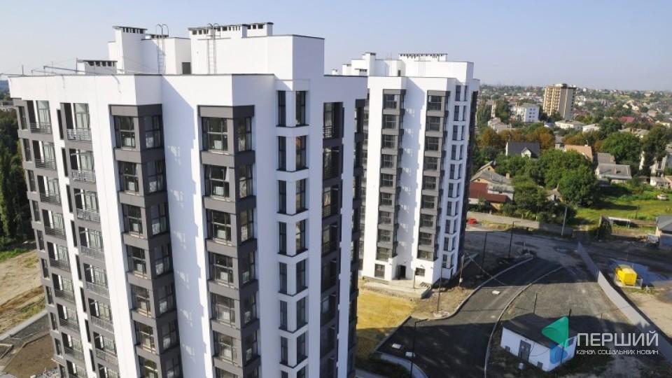 Волинь увійшла в трійку лідерів за будівництвом житла. Найбільший «бум» –під Луцьком