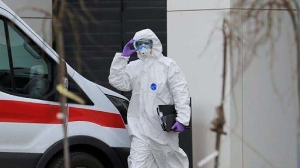 В Україні за добу – понад 8 тисяч інфікованих коронавірусом. На Волині – 223