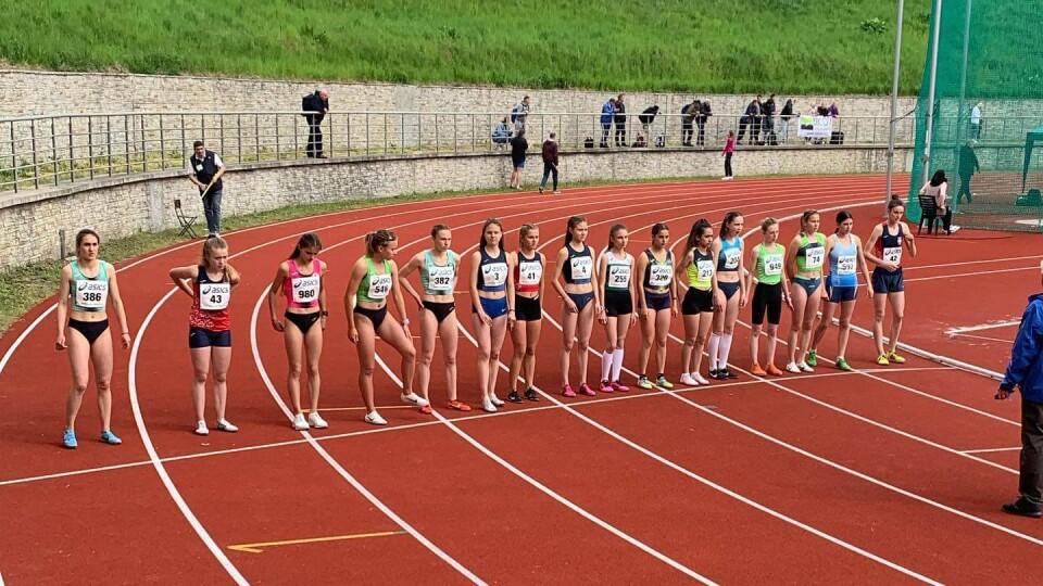 Волиняни здобули перші місця на чемпіонаті України з легкої атлетики