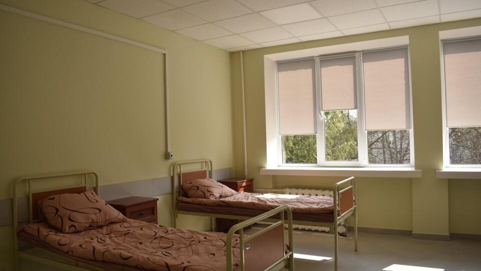 У Володимирі-Волинському за 3 мільйони гривень оновили терапевтичне відділення. Фото