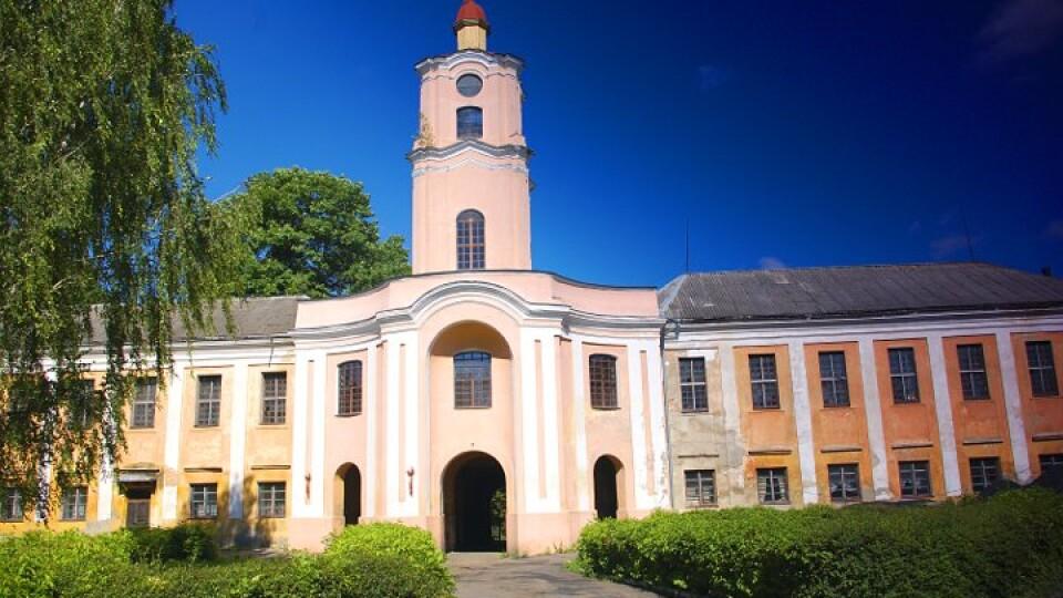 Замок Радзивіллів в Олиці відреставрують за державні кошти
