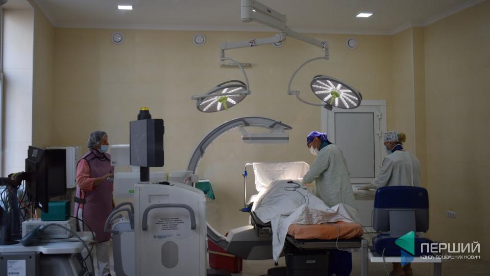 Дешевше на тисячу доларів: як у Луцьку роблять операції на серці. ФОТО