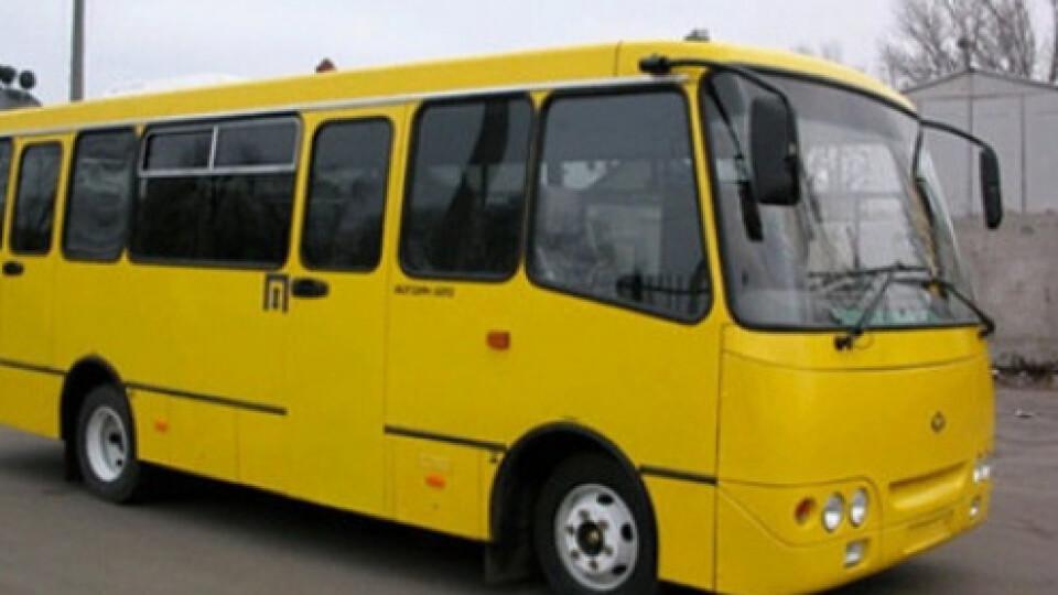 Дві міські маршрутки будуть їздити до Дачного, Жабки та Княгининка