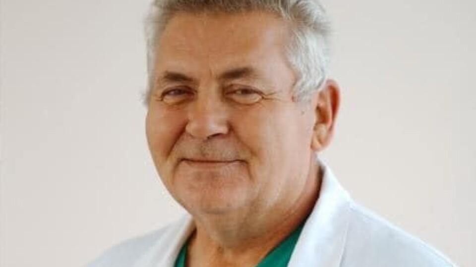 У Луцьку помер лікар-анестезіолог