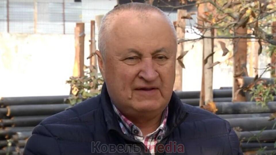 Почесний громадянин Ковеля віддав свою виплату родині бійця АТО
