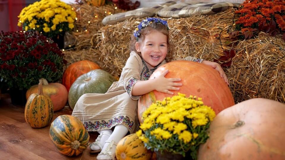 У луцькому приватному дитсадку «Плай» до кінця серпня можна виграти літню фотосесію