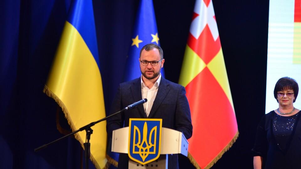 Ігор Поліщук склав присягу Луцького міського голови. Зал аплодував стоячи