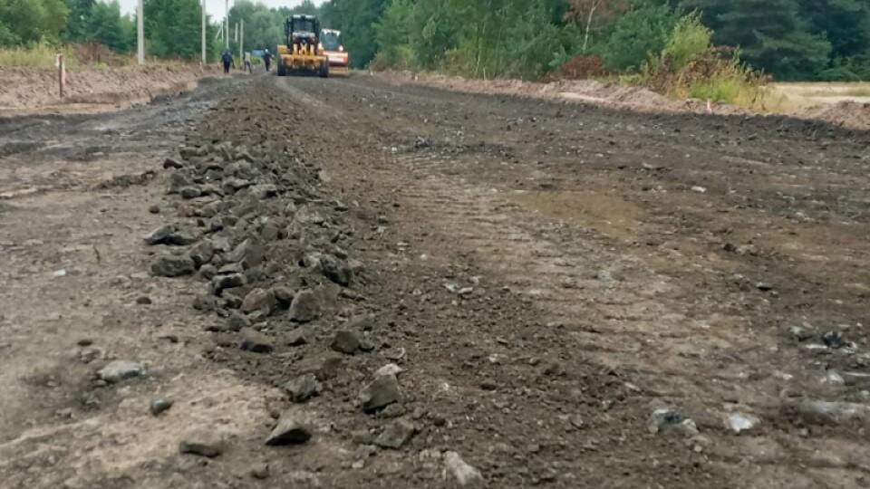 На Волині почали будувати дорогу Гряда-Пульмо