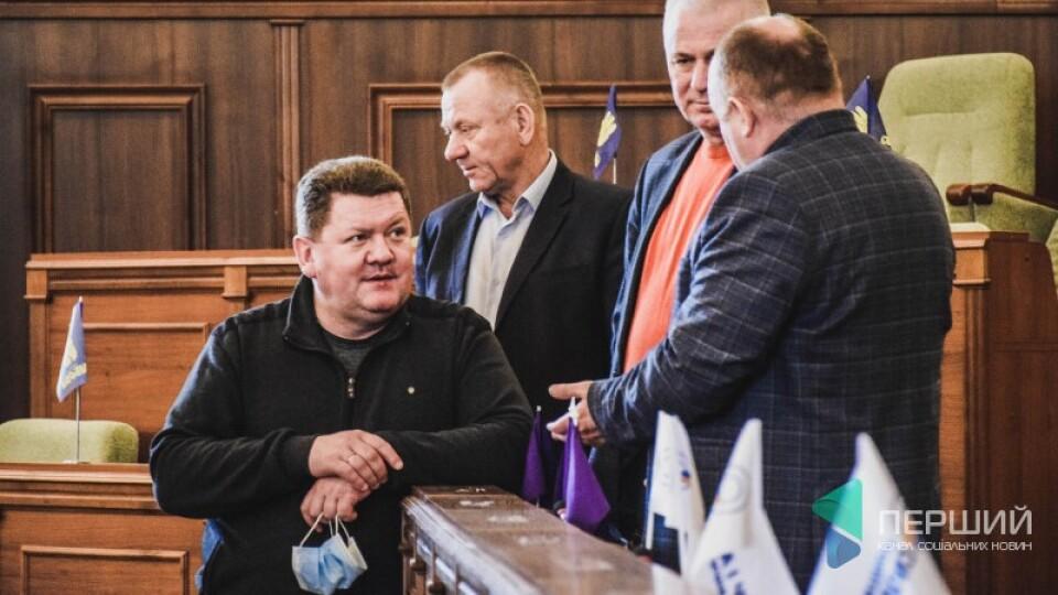 Призначили радника голови Волинської обласної ради