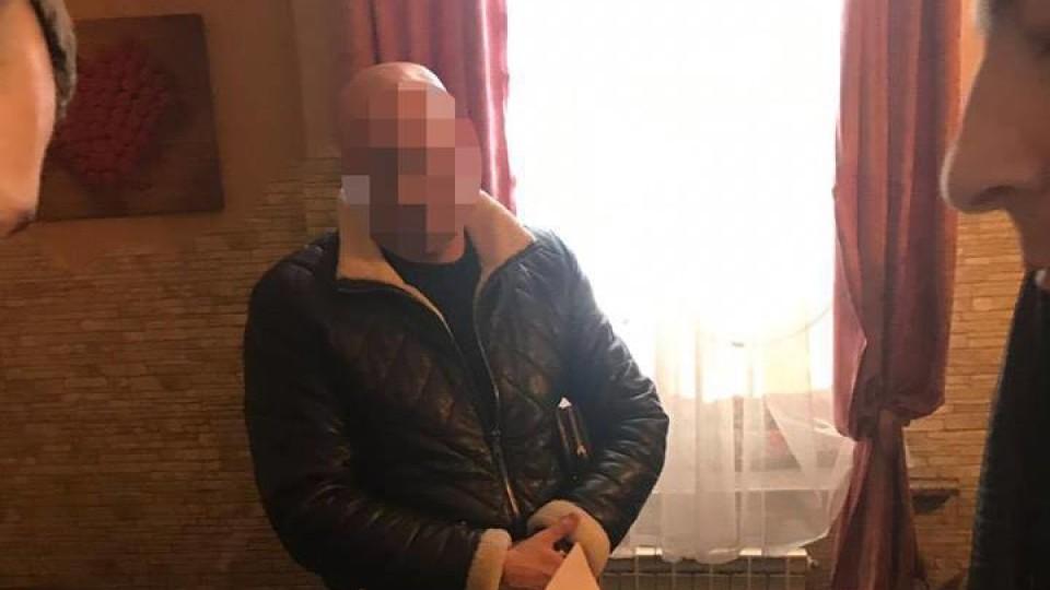 У Луцьку депутата Ткачука затримали з хабарем. ФОТО