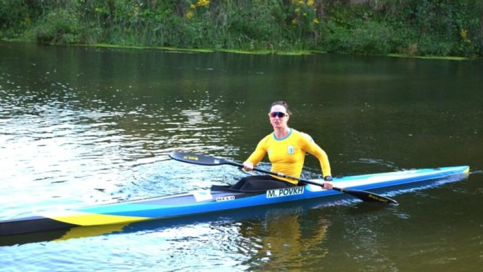 Веслувальниця з Луцька пройшла у півфінал Олімпіади у Токіо