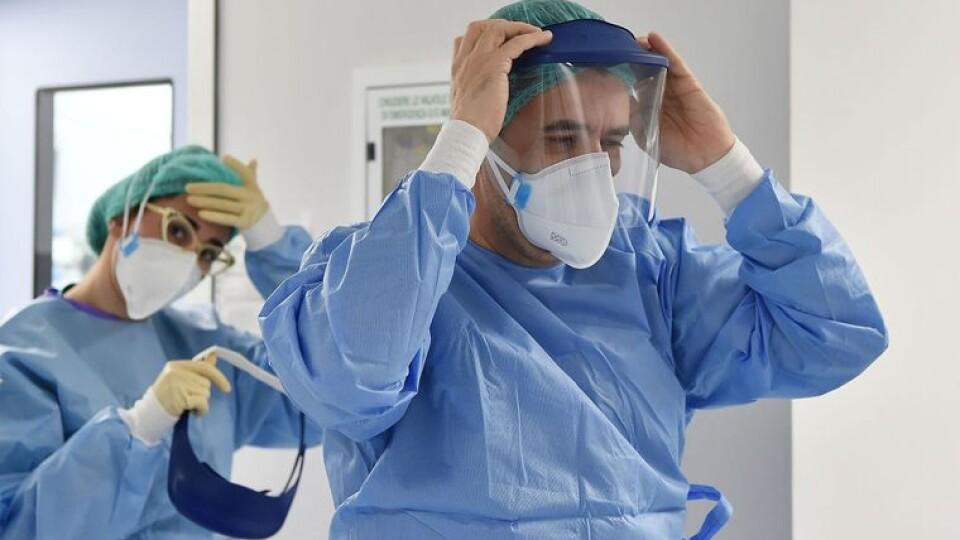 «Хворих на коронавірус більшає. Лікарів на всіх може не вистачити», - Волинська ОДА