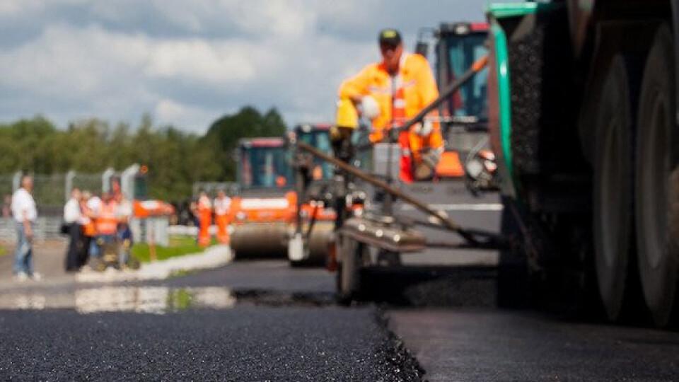 На капітальний ремонт дороги до Гаразджі скерують понад 64 мільйони