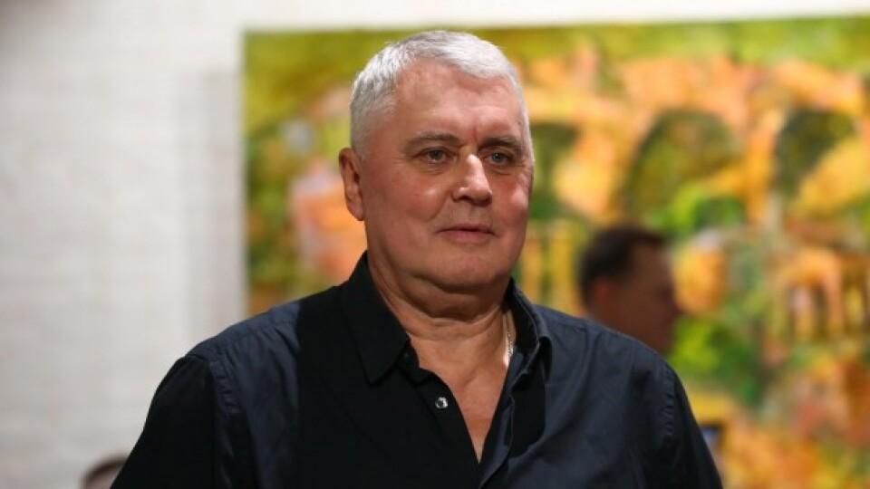 Лесь Подерев'янський привіз до Луцька свою виставку «KULTUR-NATUR»