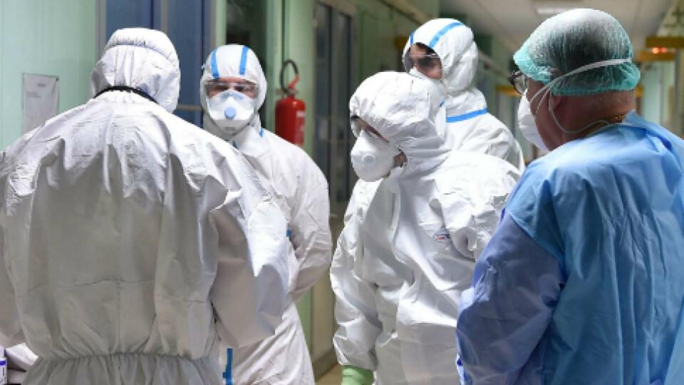 Росія стала другою країною у світі за кількістю інфікованих COVID-19
