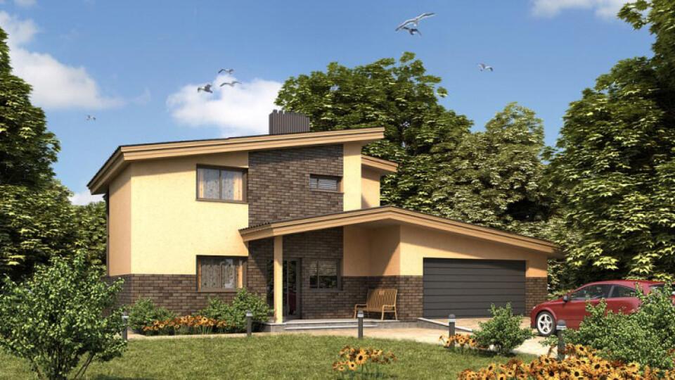 Переваги приватних будинків з екоматеріалів