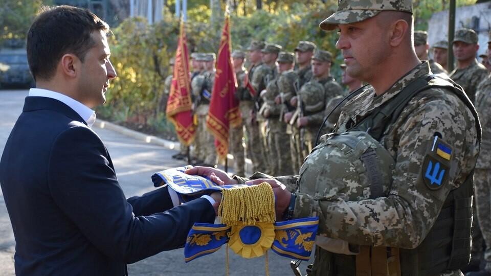 14-й бригаді присвоїли ім'я волинського князя