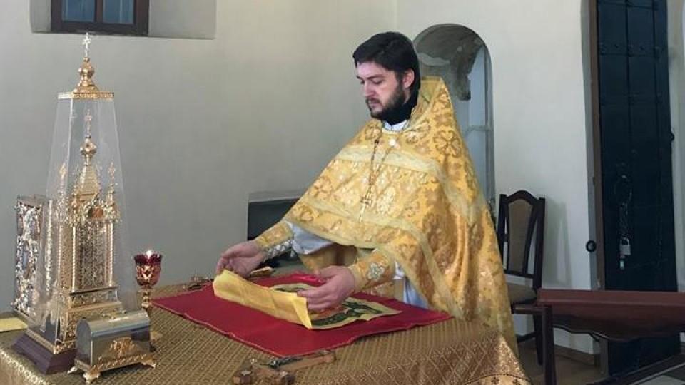 «Дякую вам, комсомольці, за досвід»: священик з Волині дав інтерв'ю московському радіо