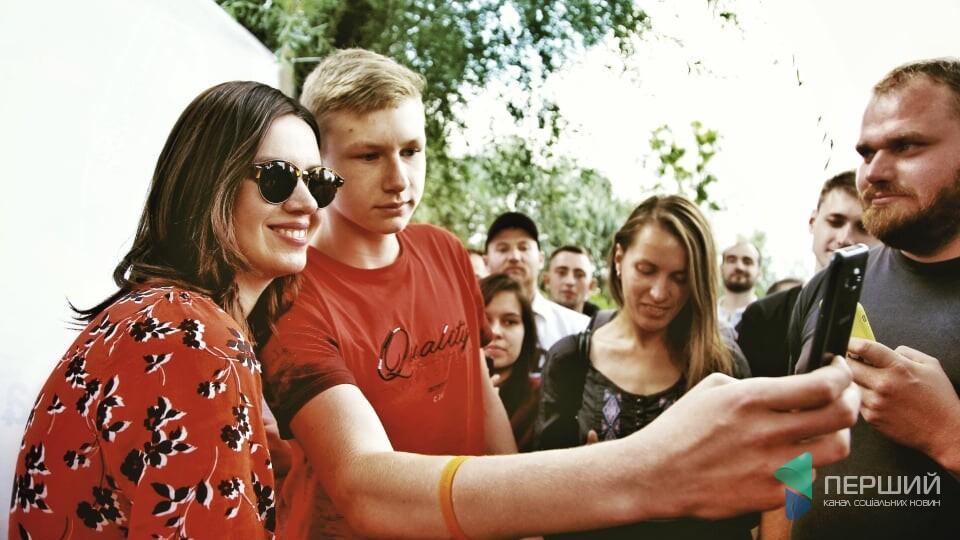 Яніна Соколова розповіла на «Бандерштаті», чи піде в політику. ЦИТАТНИК