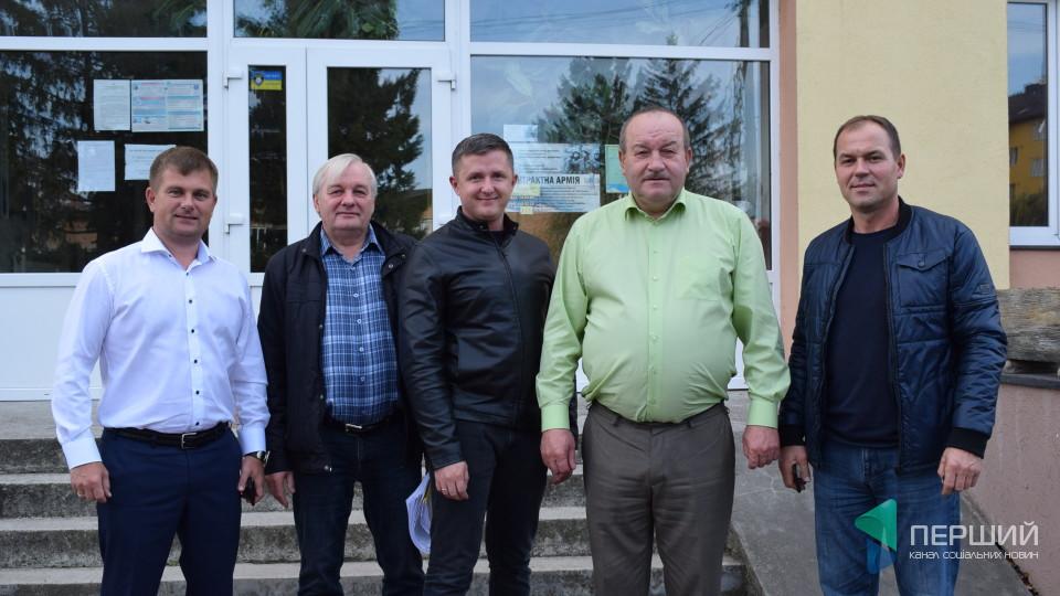 У селі Струмівка під Луцьком почали будувати потужну каналізацію