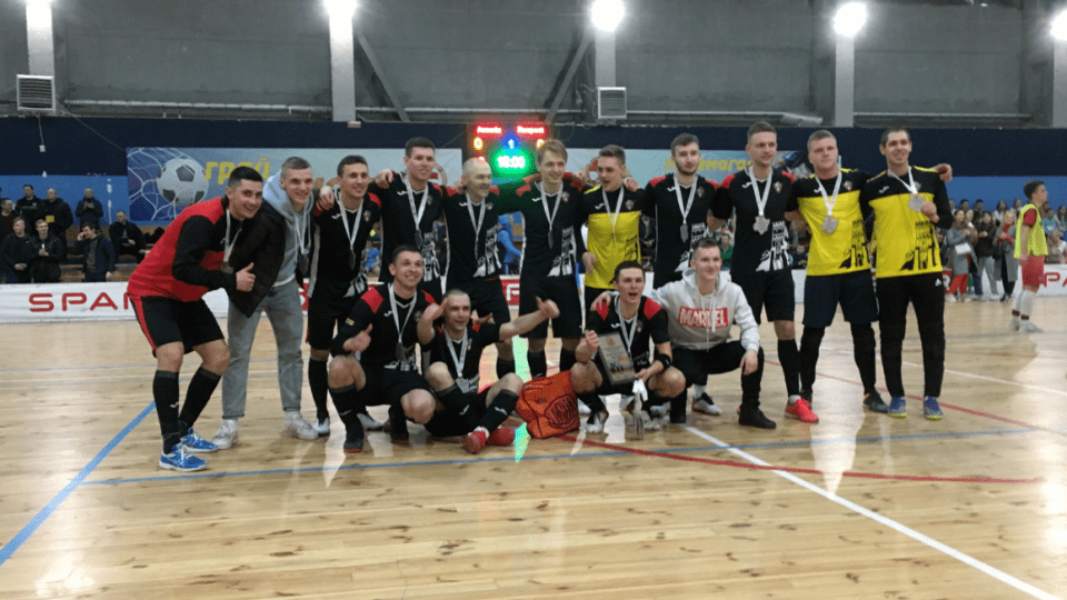 «Любарт» переміг «Хорів» і здобув путівку у фінал Другої ліги чемпіонату України з футзалу